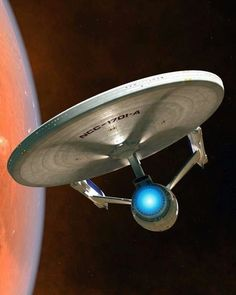 USS Enterprise Star Trek
