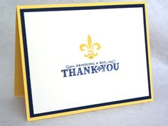 Cub Scout Thank You