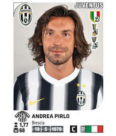 201 Andrea Pirlo, Juventus Fc, Marco Van Basten, Roberto Baggio, Genoa, Best Player, Football Soccer, Champions League, Fifa