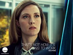 Delphine doesn't toil under anyone's heel. #OrphanBlack @evelynebrochu