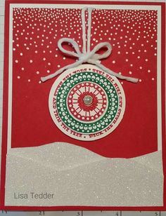 Merriest Wishes stamp set from Stampin' Up!