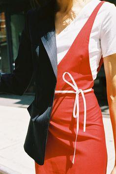red valentino navy jacket