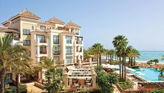 This looks like a great Marriott Vacation spot.  It would be a long plane trip, but I'm sure worth it to hang out on this beach and  explore the lifestyles and suroundings of Estepona, Spain.