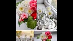 Decorating Ideas You Can Do in a Day by optea-referencement.com Cake Decorating, Decorating Ideas, Valentines Day Cakes, You Can Do, Glass Vase, Table Decorations, Canning, Home Decor, Homemade Home Decor