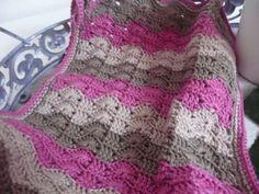 Made by Deni: srpna 2012 Pattern, Blankets, Bed Covers, Crocheting, Tejidos, Weaving, Patterns, Blanket, Rug