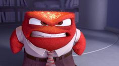 Here's Lewis Black Erupting as Animated Anger in 'Inside Out' (Exclusive Peek)