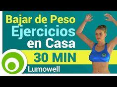 Quemar 1000 Calorías en Casa - Rutina de Cardio Intenso - YouTube