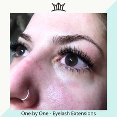 Eyelash Extensions One by One - Κασετίνες Beauty Lash, Eyelash Extensions, Eyelashes, Instagram, Lash Extensions