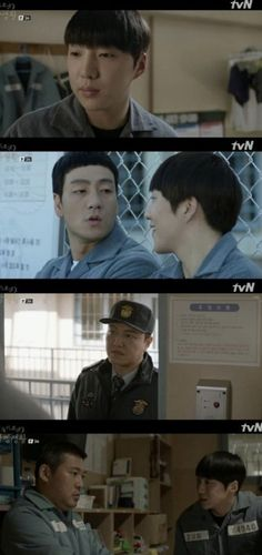 [Spoiler] Added Episode 3 Captures for the #kdrama 'Prison Playbook'