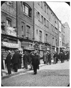 Weavers' workhomes, Sclater St, Spitalfields, London « The Workhome Project