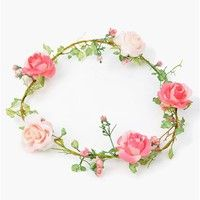 Free Spirit Headband - Pink