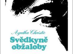 Agatha Christie, Svedkyně obžaloby - YouTube Agatha Christie, Audio, Youtube, Movie Posters, Film Poster, Youtubers, Billboard, Film Posters, Youtube Movies