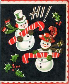 HI Snowmen!