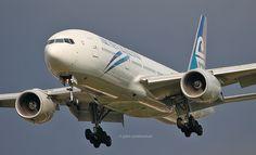 ZK-OKF AIR NEW ZEALAND 777