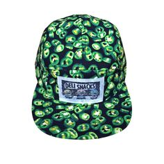 NEW! Jalepeno Five Panel Hat