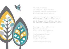 invitation. cute design