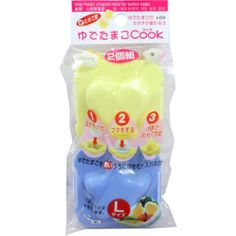 Daiso Bento Star & Heart Egg Mould (Yude Tamago Cook) 57g, 2 set