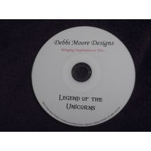 Just updated Debbi Moore Legend of the Unicorns Craft CD unboxed £4.00
