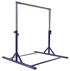 Gymnastics Beam And Bar Sets Pink 3 5 Adjustable