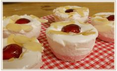 Cherry Bakewell Marshmallows  Recipe at www.roastedginger.com