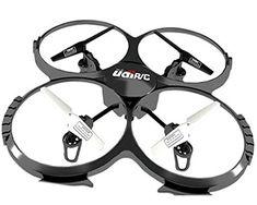 UDI U818A 2.4GHz 4 CH 6 Axis Gyro RC Quadcopter with Camera RTF Mode 2 -