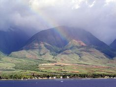 Lahaina rainbow