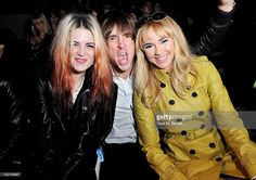 Alison Mosshart, Miles Kane and Suki Waterhouse arrive at the Burberry Spring Summer 2013 Womenswear Show during London Fashion Week on September 17, 2012 in London, United Kingdom.