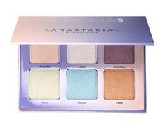 Sephora Anastasia Beverly Hills' Aurora Glow Kit #women #beauty #eyes #highlighter #makeup