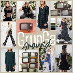 ¡New 🔥✌️ trend! Grunge Around, ¡atrévete a ser la versión que quieras! 🤟🖤