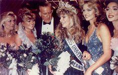 miss universe top 5 1983 | ... Miss New Zealand (Miss Universe 1983), Miss USA and Miss Switzerland