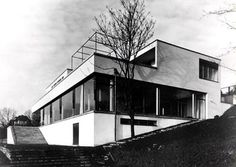Villa Tugendhat, Czech Republic, 1930  Ludwig Mies van der Rohe