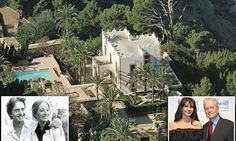 Michael Douglas and Catherine Zeta-Jones put their $62m Majorcan villa up for sale after time-share deal with ex-wife