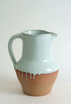 Ceramics by Jacob Ross Bodilly at Studiopottery.co.uk - 2014. Jug