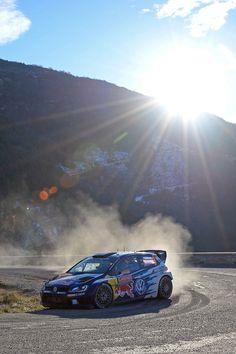 Rallye Polo R WRC