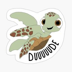 Squirt Sticker by d0p3designs