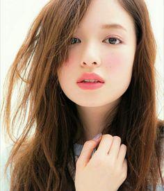 森 絵梨佳 Erika Mori Japanese model Up Girl, Girl Face, Woman Face, Pretty Asian, Beautiful Asian Women, Beauty Make Up, Hair Beauty, Japanese Makeup, Asian Makeup