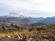 Mt. Saint. Helens, Washington