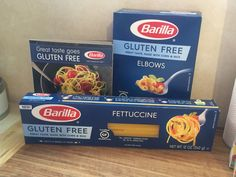 Barilla's Gluten Free Promise Barilla takes food allergies very seriously. That's why Barilla Gluten Free Pasta is produced on a dedicated gluten free line and is Certified Gluten Free. Stop by barilla.com for more info.  #BarillaGlutenFree #GotItFree