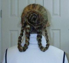 princess leia hairdo - Google Search