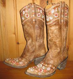 Rivertrail Mercantile - Old Gringo Gayla Oryx Boots L1103-4, $540.00 (http://www.rivertrailmercantile.com/old-gringo-gayla-oryx-boots-l1103-4/)
