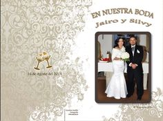 Portada - Matrimonio Fotografía Carolina Castillo