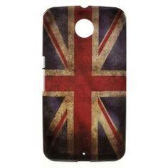 Mesh - Motorola Nexus 6 Hoesje - Back Case Siliconen Britse Vlag Cool Cases, Galaxies, Smartphone, Mesh, Phone Cases, Samsung Galaxy, Iphone, Cool Stuff, Vintage
