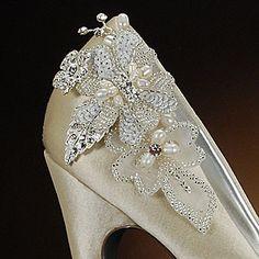 Adore Wedding Shoe Decoration 3000 Myglassslipper