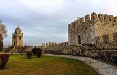 Castelo de Montemor-o-Velho.Portugal