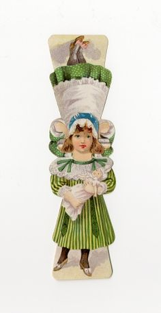 78.6755: Double Dolls, 11 & 12 | paper doll | Paper Dolls | Dolls | Online Collections | The Strong