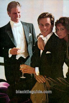 Black Tie Guide   History: Yuppie Years (Part 2)