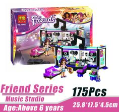 $8.54 (Buy here: https://alitems.com/g/1e8d114494ebda23ff8b16525dc3e8/?i=5&ulp=https%3A%2F%2Fwww.aliexpress.com%2Fitem%2FBela-10403-Friends-Gril-Pop-Star-Music-Studio-Minifigures-Bricks-Building-Block-Minifigure-Toys-Best-Toys%2F32711459645.html ) Bela 10403 Friends Gril Pop Star Music Studio Minifigures Bricks Building Block Minifigure Toys Compatible With Legoe 41103 for just $8.54