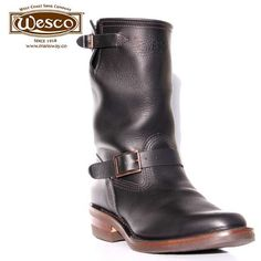 My Wesco boots ! 1930's Engineer boots by WESCO!  萬事威官網訂購連結 - http://mansway.co/category-38/we-107002
