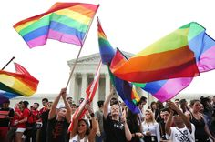 The 50 Most Powerful Pictures In American History June 2015 Supreme Court legalized Gay Marriage Lgbt History, Us History, American History, History Pics, Asian History, Strange History, Tudor History, British History, Powerful Pictures