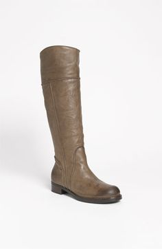 Love the color! Alberto Fermani Tall Boot available at #Nordstrom